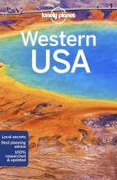 Lonely Planet Western USA (Travel Guide) Photo