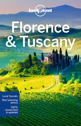 Lonely Planet Florence and Tuscany Travel Guide Photo