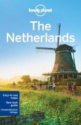 Lonely Planet The Netherlands (Travel Guide) by Catherine Le Nevez, Daniel C Schechter