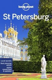 Lonely Planet St Petersburg (Travel Guide) Photo