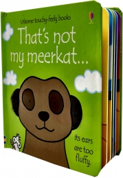 Thats Not My Meerkat (Touchy-Feely Board Books) Photo