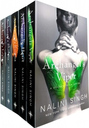 Nalini Singh The Guild Hunter Series 2 Collection 5 Books Set Photo
