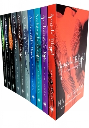 Nalini Singh The Guild Hunter Series Collection 10 Books Set Photo