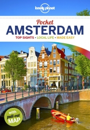 Lonely Planet Pocket Amsterdam (Travel Guide) Photo