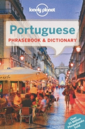 Lonely Planet Portuguese Phrasebook & Dictionary Photo