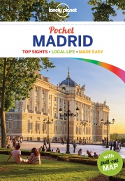Lonely Planet Pocket Madrid By Travel Guide Photo