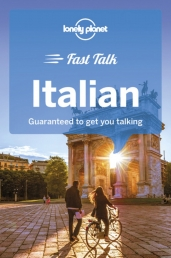 Lonely Planet Fast Talk Italian (Phrasebook) Photo