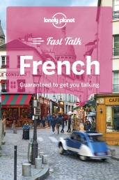 Lonely Planet Fast Talk French (Phrasebook) Photo