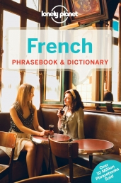 Lonely Planet French Phrasebook & Dictionary Photo