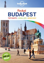 Lonely Planet Pocket Budapest (Travel Guide) Photo