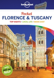 Lonely Planet Pocket Florence & Tuscany (Travel Guide) Photo