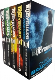 Bodyguard Series Collection Chris Bradford 5 Books Set (Hostage, Ransom, Ambush, Target, Assassin) Photo