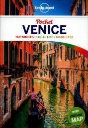 Lonely Planet Pocket Venice (Travel Guide) Photo