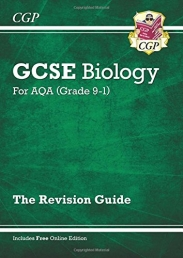 New Grade 9-1 GCSE Biology: AQA Revision Guide with Online Edition (CGP GCSE Biology 9-1 Revision) Photo
