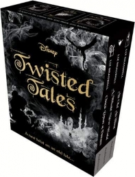 Disney Twisted Tales Collection 3 Books Set Photo