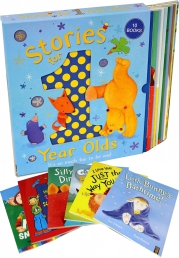 Stories For 1 Year Olds 10 Books Collection Box Set Photo