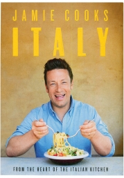 Jamie Cooks Italy By Jamie Oliver Ultimate Italian Cookbook Hardback NEW by Jamie Oliver