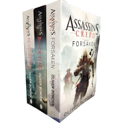 Assassins Creed 3 Books Collection Set Volume 4 to 6 by Oliver Bowden Photo