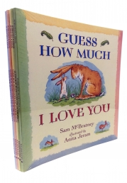 Sam McBratney Guess How Much I Love You 5 Books Set Collection Photo