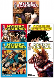 My Hero Academia Volume 11-15 Collection 5 Books Set Series 3 Photo