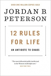 12 Rules for Life: An Antidote to Chaos Photo