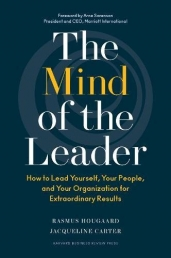 The Mind of the Leader by Rasmus Hougaard , Jacqueline Carter