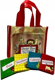 Dear Zoo Collection 4 Board Books Set Photo