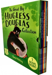 The Great Big Hugless Douglas Series Collection 7 Books Set (Hugless Douglas And The Great Cake Bake, Hugless Douglas Goes To Little School) Photo