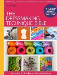 The Dressmaking Technique Bible: A Complete Guide to Fashion Sewing Techniques Photo