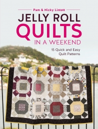 Jelly Roll Quilts in a Weekend: 15 Quick and Easy Quilt Patterns Photo