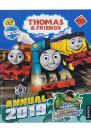 Thomas & Friends Annual 2019 Photo