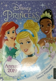 Disney Princess Annual 2019 Photo