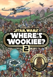 Star Wars Where's the Wookiee 2 Photo