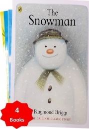 The Snowman By Raymond Briggs With 3 Extra Stories Photo