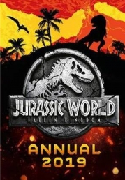 Jurassic World Annual 2019 Photo