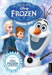 Disney Frozen Annual 2019 Photo