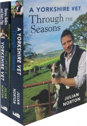 Julian Norton A Yorkshire Vet 2 Book Set Photo