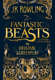 J.K. Rowling Fantastic Beasts And Where To Find Them Photo