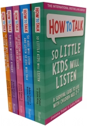 How To Talk Collection 5 Books Set Photo