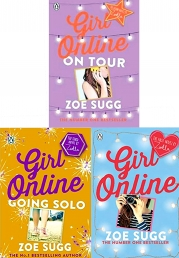 Girl Online Series By Zoe Sugg 3 Books Collection Set Photo