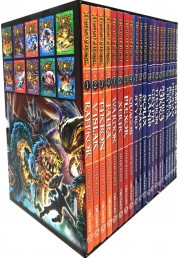 Beast Quest: Heroes and Battles 20 Books Set Collection (Series 14-18) Photo