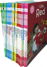 Reading Champions for New Readers 30 Books Set (Beginners Collection Series 2) by Various