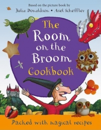 The Room on the Broom Cookbook Photo