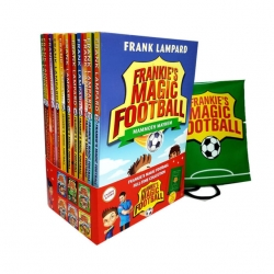 Frankie's Magic Football with Kitbag Collection - 12 Books Photo