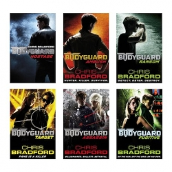 Bodyguard Series Collection Chris Bradford 6 Books Set Photo