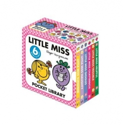 Little Miss Pocket Library Photo