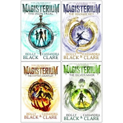 The Magisterium Series 4 Book Sets Photo