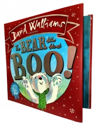 David Walliams's Collection The Bear Who Went Boo Photo