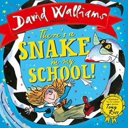 David Walliams's Collection There's a Snake in my School Photo