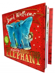 David Walliams's Collection The Slightly Annoying Elephant Photo